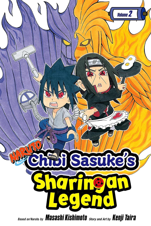 Naruto: Chibi Sasukes Sharingan Legend, Vol. 2: Two-Man ...
