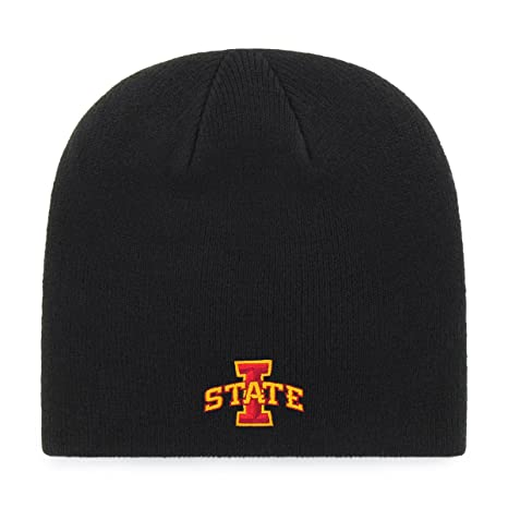 6030cccd6e6ce ... where to buy ots ncaa iowa state cyclones beanie knit cap black one  size f5fa7 0cf27