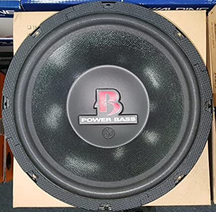 amazon com memphis audio 15 pb124d powerbass 12 inch 200 rms dual 4 ohm subwoofer old school car electronics memphis audio 15 pb124d powerbass 12