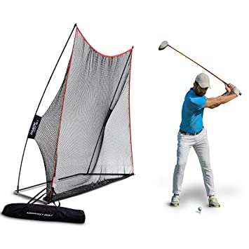 Amazon.com : Rukket 10x7ft Haack Golf Net | Practice Driving ...