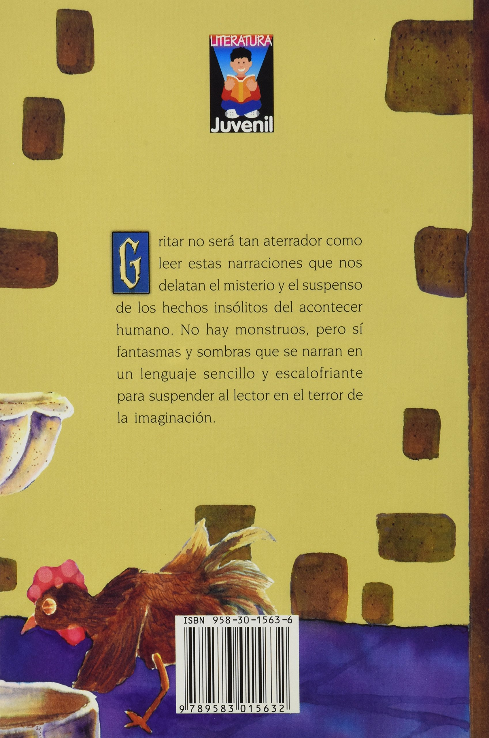 Misteria pavoria: Cuentos de Terror (Spanish Edition): Velia Calvimontes: 9789583015632: Amazon.com: Books