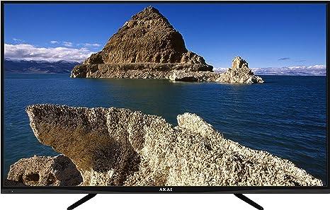 Akai TV aktv5010s Televisión, Negro: Amazon.es: Electrónica