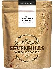 Sevenhills Wholefoods Organic Raw Beetroot Powder 500g