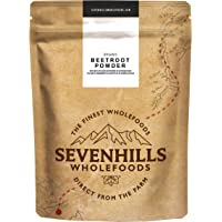 Sevenhills Wholefoods Organic Raw Beetroot Powder 500g