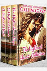 The Highland Heart Collection - The Highlander's Hope, A Highland Home, and A Highland Heist: The Complete Highland Heart Series (The Highland Heart Series Book 4) Kindle Edition
