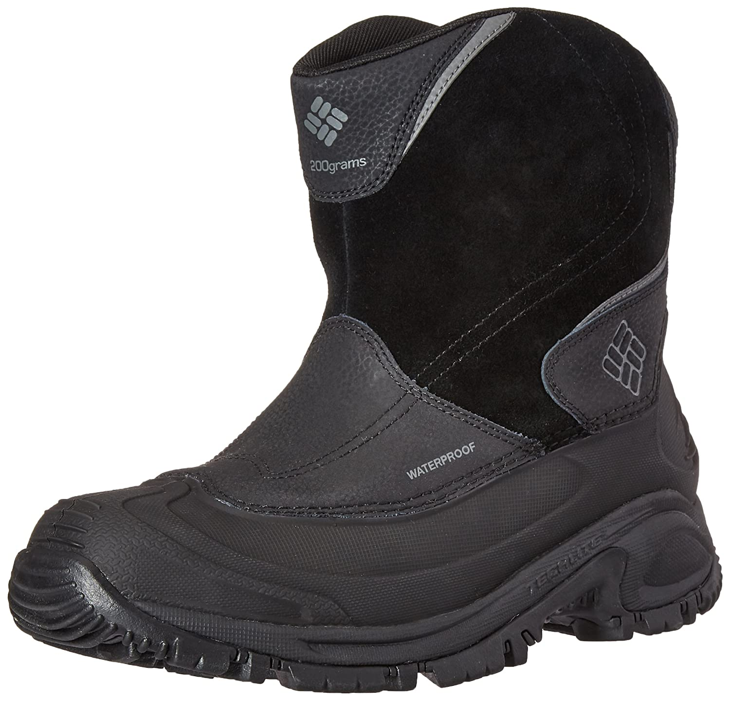 Amazon.com | Columbia Men's Bugaboot Slip Snow Boot | Snow Boots