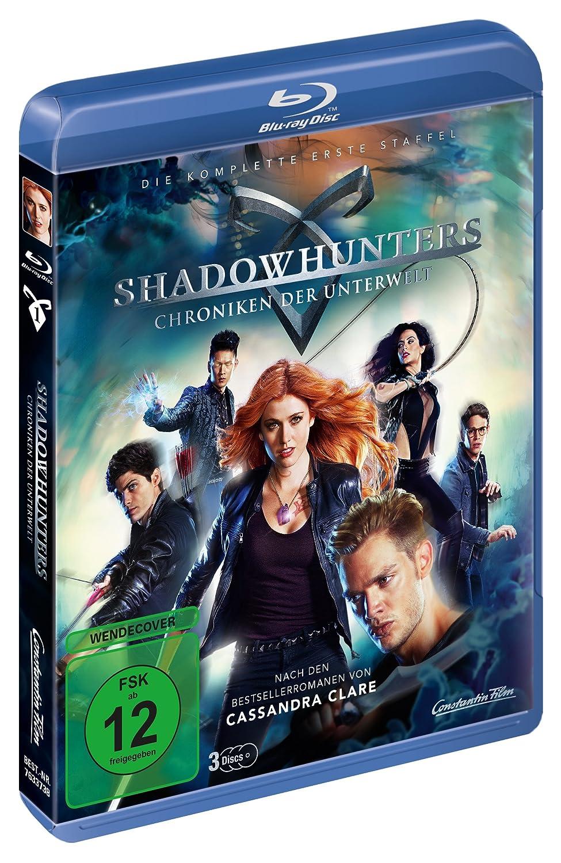 Shadowhunters Chroniken Der Unterwelt Die Komplette