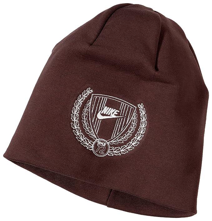 Nike Fusion Hombre Sombrero largo Gorra de tamaño libre Brown ...