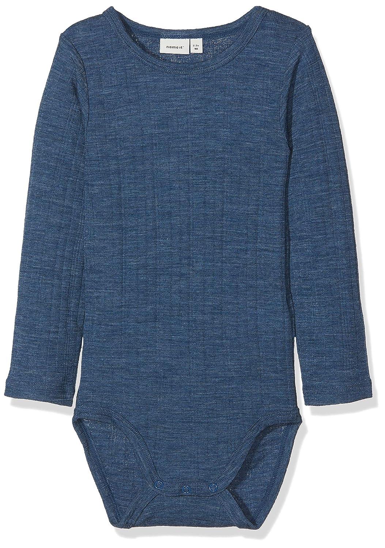 Name It Nmmwang Wool Needle LS Body Noos, Ghette Bimbo 13152978