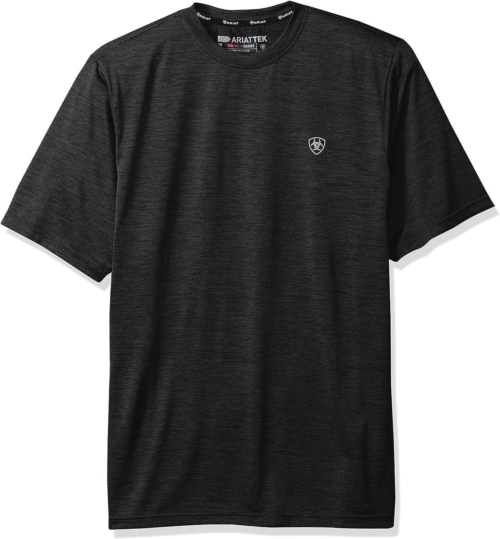 ARIAT Men's Charger Basic Tee Shirt