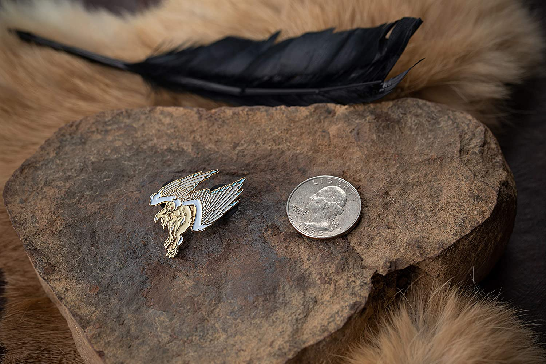 Mothman West Virginia Legend Cryptid Cuties Enamel Pin