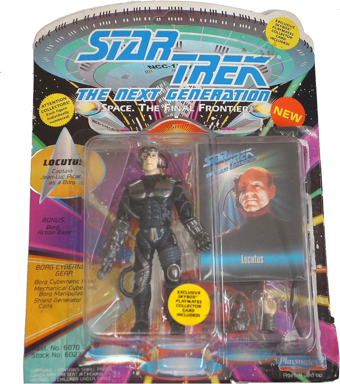 Bases /& accessoires 1992 Star Trek Next Generation Playmates LOOSE figures