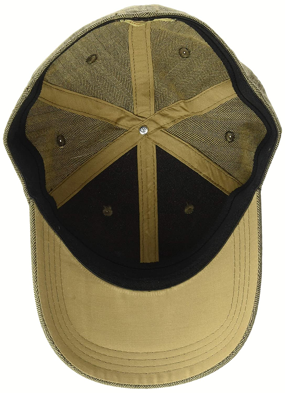 Original Penguin Mens Herringbone A-Flex Baseball Cap