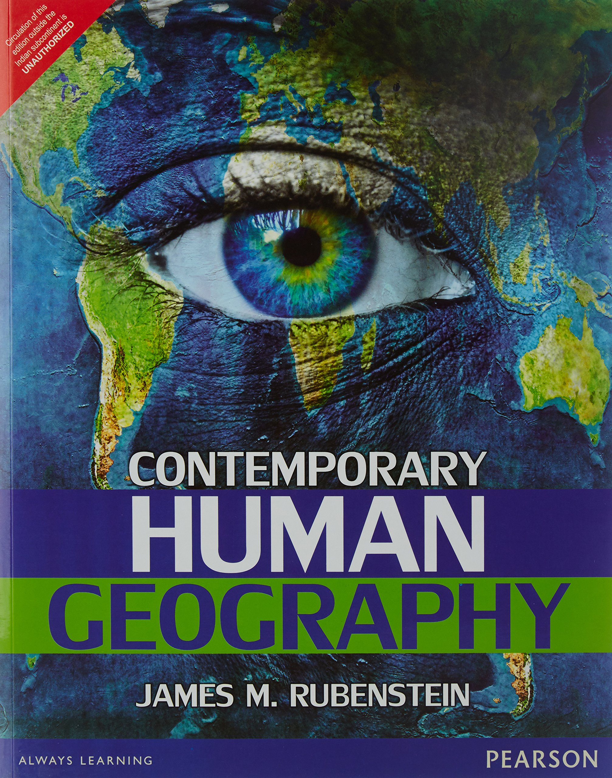 Download Contemporary Human Geography pdf