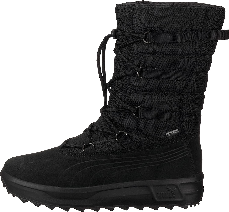 EIS-TEX Damen Snowboot schwarz