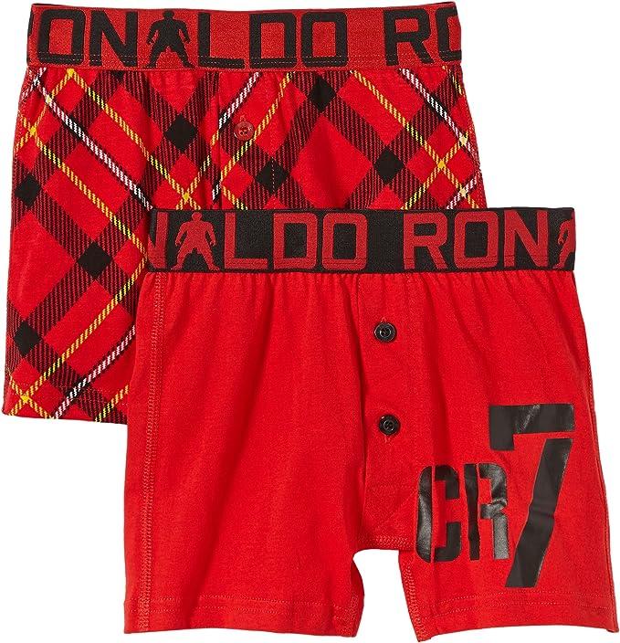 CR7 CRISTIANO RONALDO Underwear Boxer 2 Pack - Ropa Interior ...