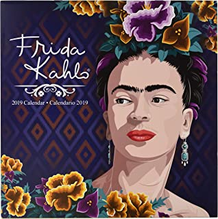 For the Love of Frida 2019 Wall Calendar: Art and Words ...