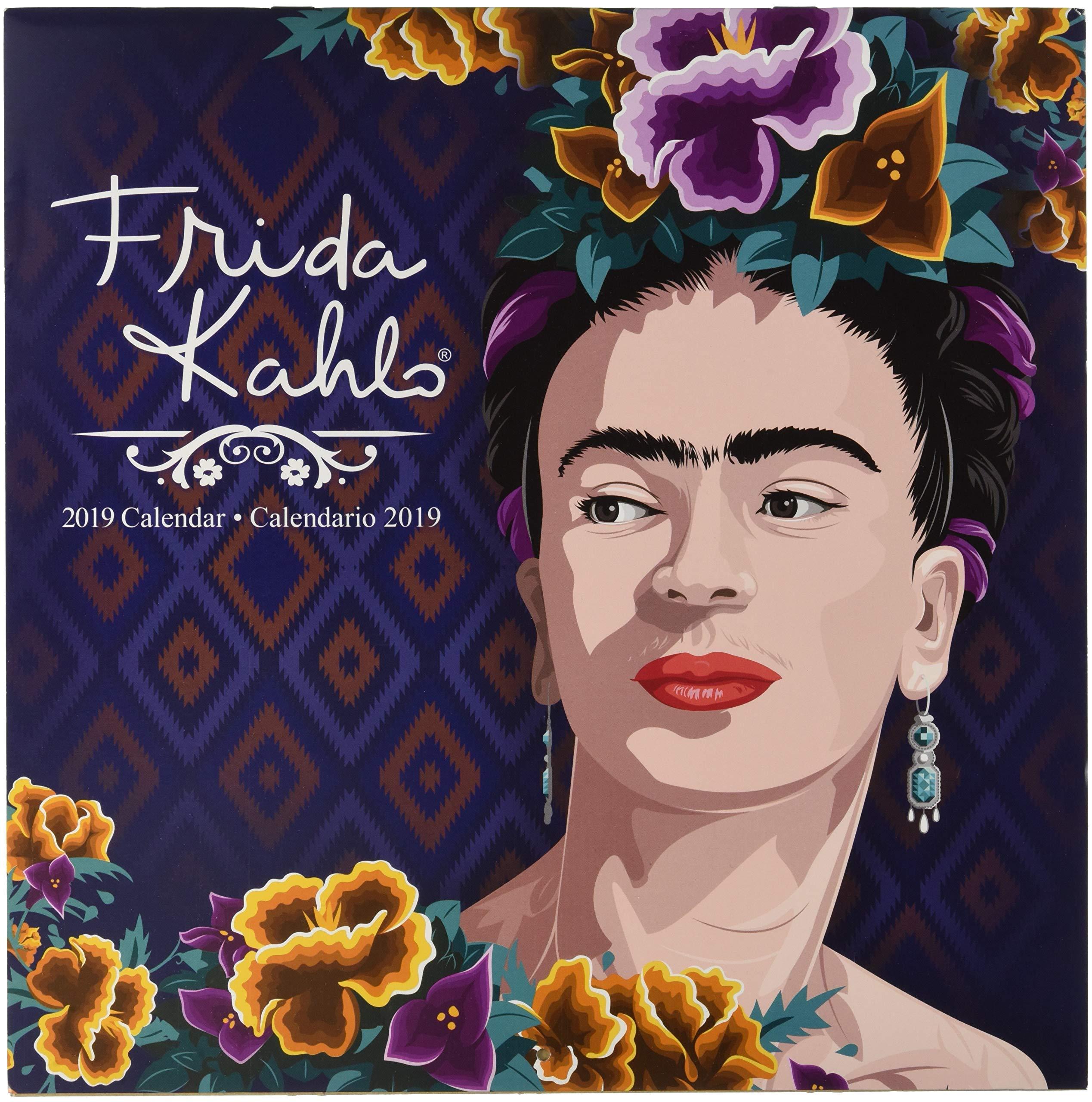 Frida Kahlo 2019 Calendar: Amazon.es: Trends International ...