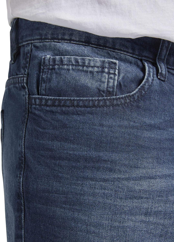 Josh Denim Shorts Pantal/ón para Hombre TOM TAILOR Men