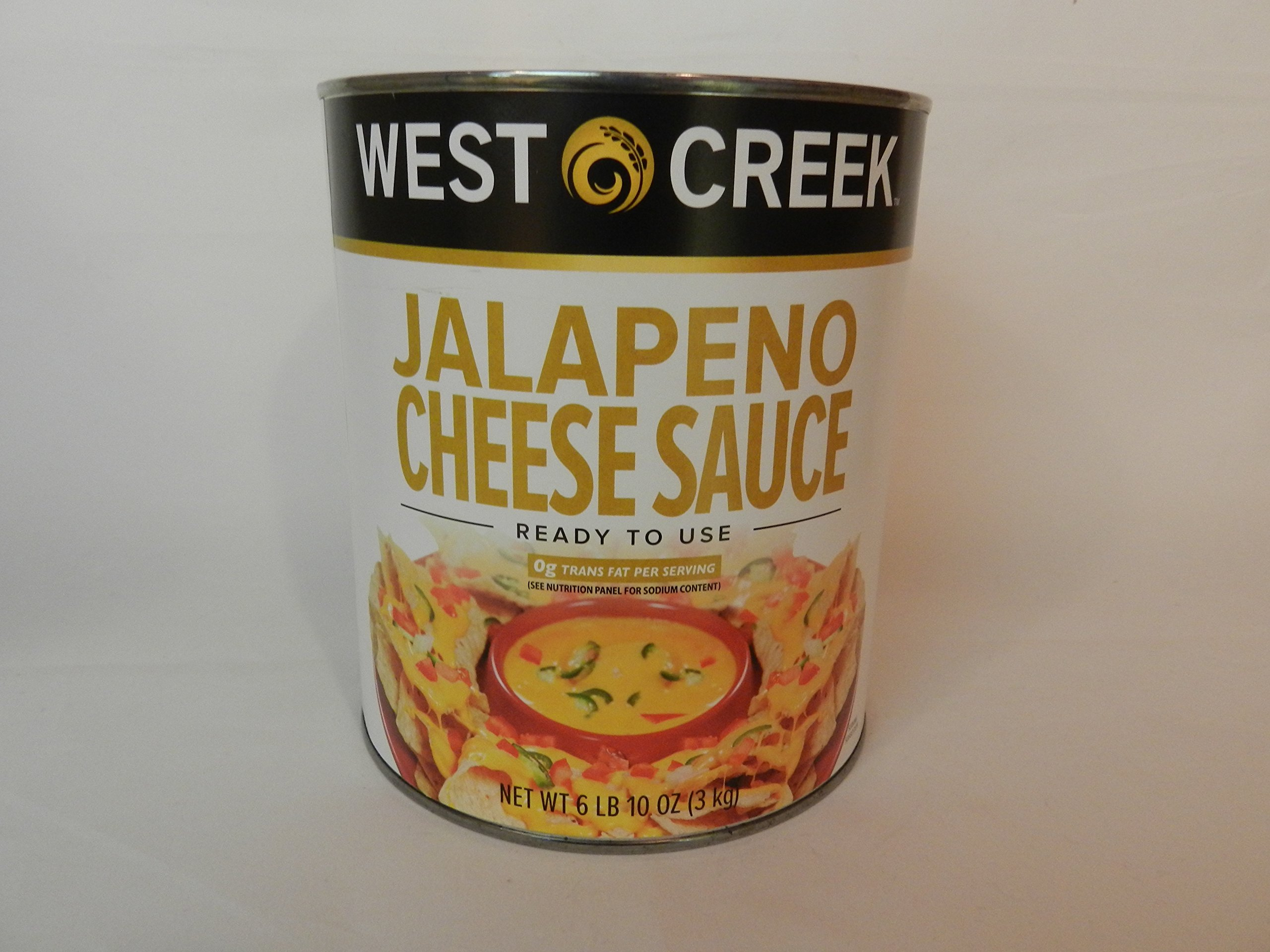 West Creek, Jalapeno Cheese Sauce 106 oz. (6 Count)