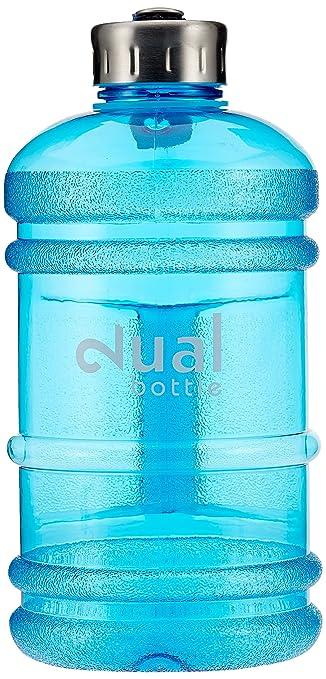 47 opinioni per Dual Bottle/Water Jug/2.2litri di acqua di/Bottiglia/Borraccia/Perfetto per l'