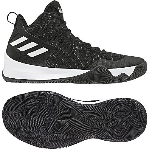 adidas Explosive Flash, Zapatillas de Baloncesto para Hombre ...