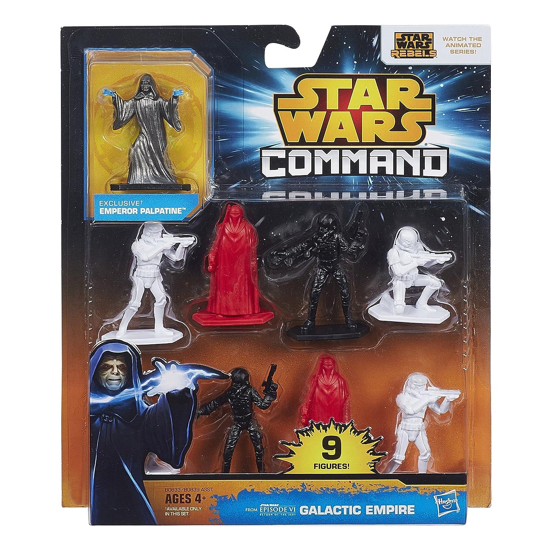 Star Wars Command Galactic Empire Set Hasbro B0833000