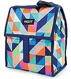 PACKIT Freezable Lunch Bag, Multicolor, 72002, 1 EA