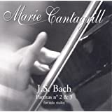 Marie Cantagrill - Partitas n°2 & 3 de J.S. Bach