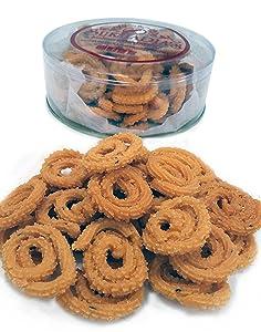 Sukhadia's Indian Snacks, Chakri, 12oz