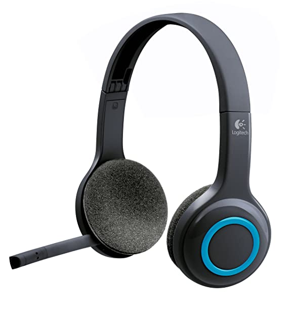 Review Logitech Over-The-Head Wireless Headset