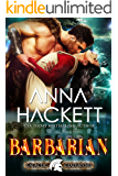Barbarian: A Scifi Alien Romance (Galactic Gladiators Book 6)