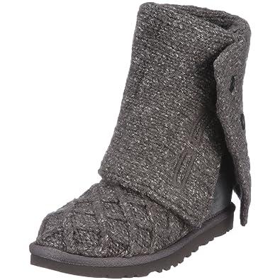 af7ab358759 UGG Australia Women's W Lattice Cardy Pull On Boots