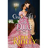 One Night with a Duke: A Regency Christmas Romance (12 Dukes of Christmas Book 10)