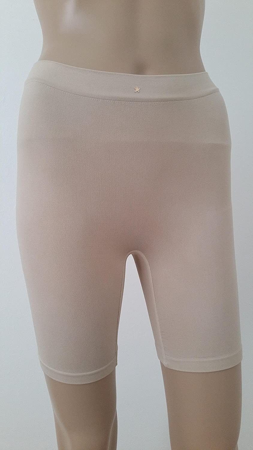 Horse Riding Underwear Ladies Seamless Long Knicker Shorts In Nude Large Xl Amazon Co Uk Sports Outdoors