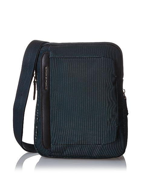 adbaf8919e2aec PIQUADRO Borsa Ipad Blu: Amazon.it: Scarpe e borse