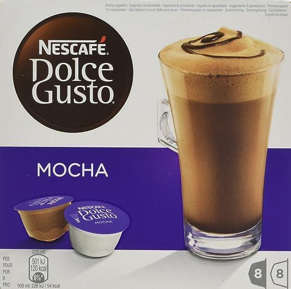 Nestle - Nescafe dolce gusto moka