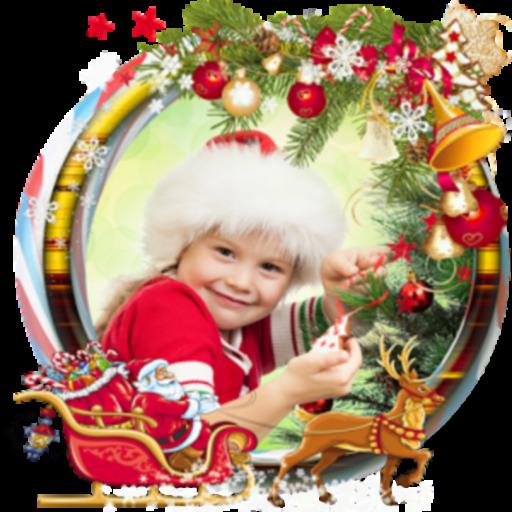 Christmas Photo Frames