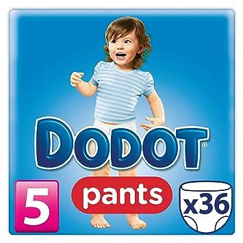 Dodot Pants - Pañales, talla 5, 12-18 kg, 36 unidades: Amazon.es: Amazon Pantry