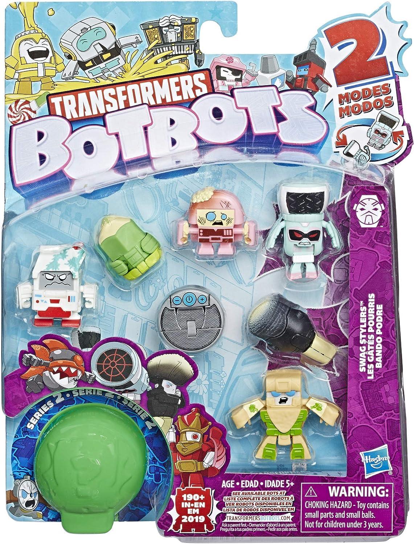 surprise 2 Transformers botbots Series 2 Collectible aveugles Sac Mystère figure