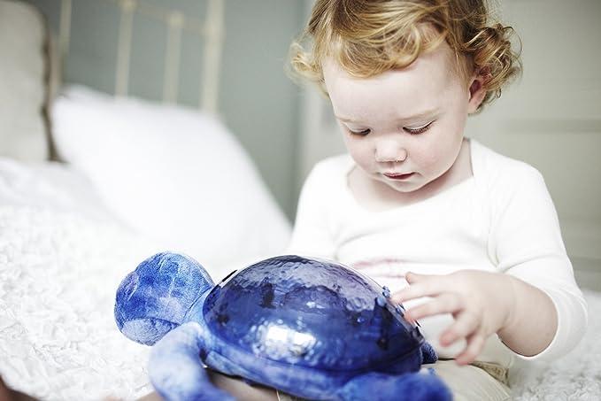 Cloud B 7423 PR - Proyector infantil de pared, diseño de tortuga ...