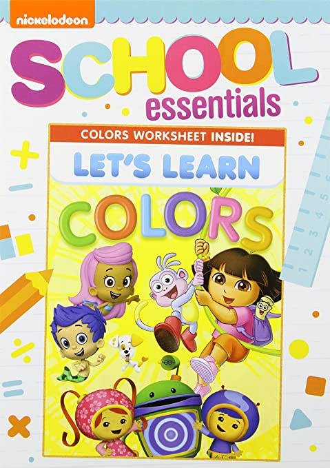 Amazon.com: Let's Learn: Colors: Artist Not Provided: Movies & TV