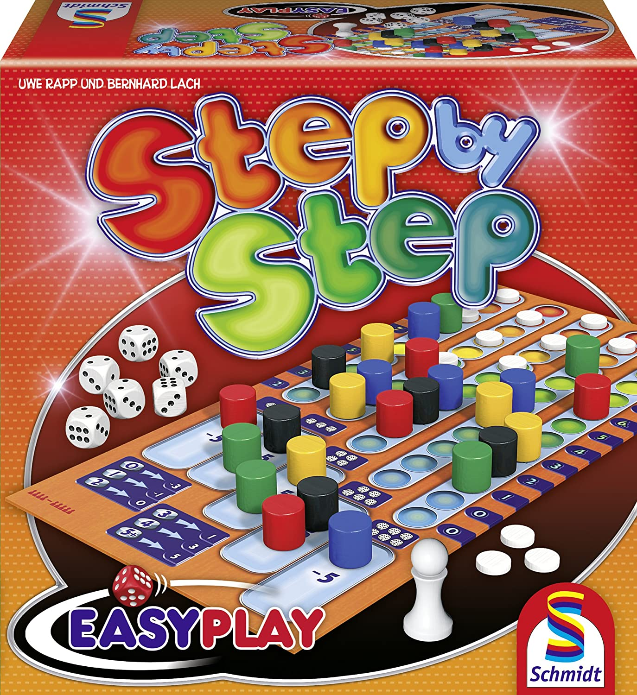 Schmidt Spiele 49010 - Easy Play, Step by Step
