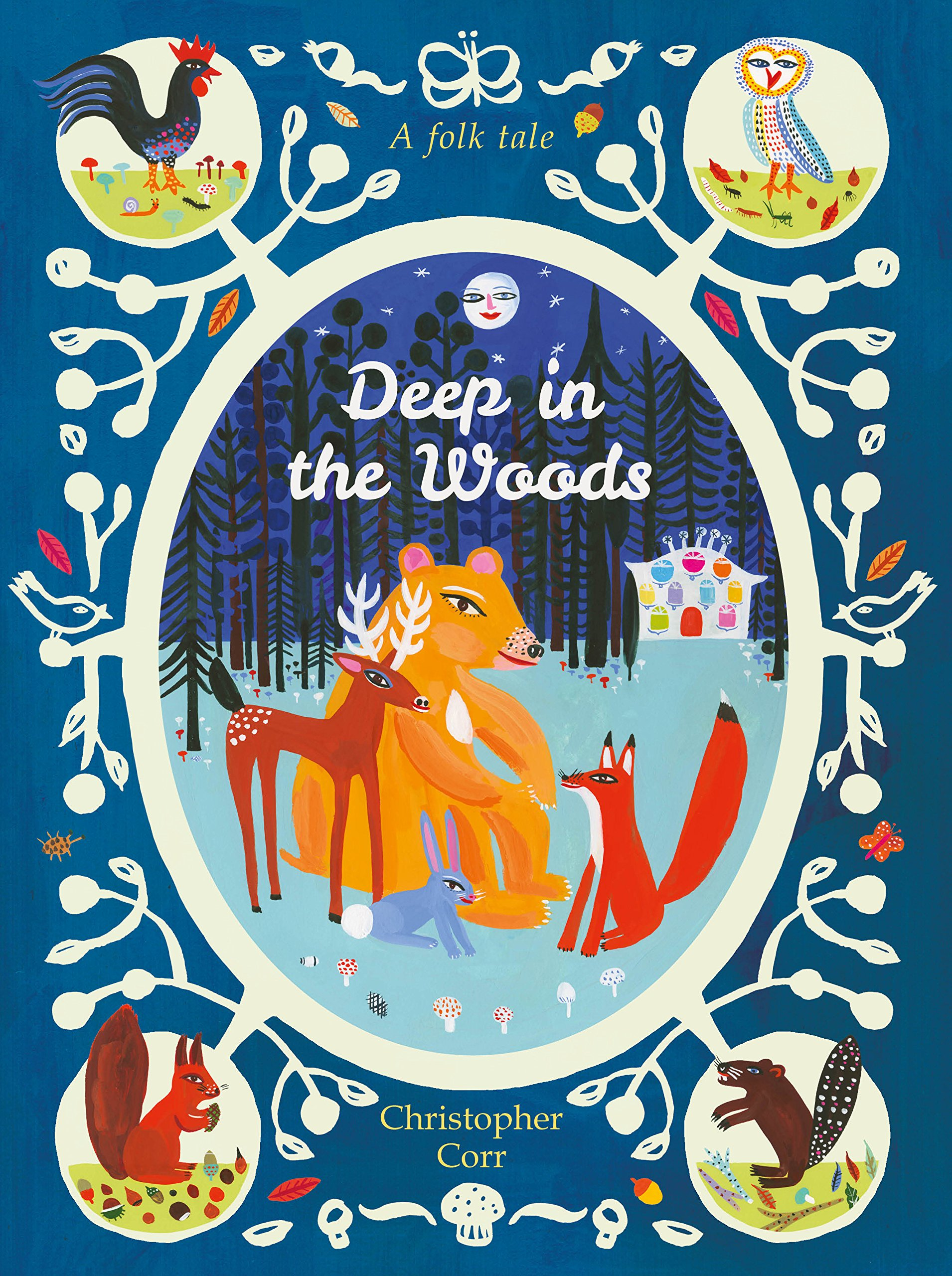 Deep in the Woods: Amazon.co.uk: Corr, Christopher: Books