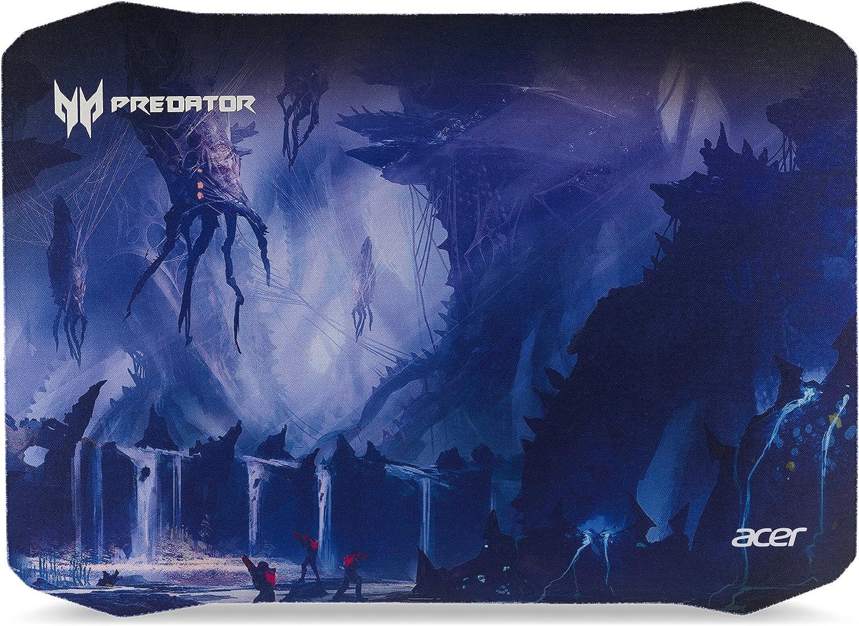 Acer Predator Alien Jungle Mousepad, Black