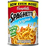 SpaghettiOs Original Pasta, 15.8 Ounce (Packaging May Vary)