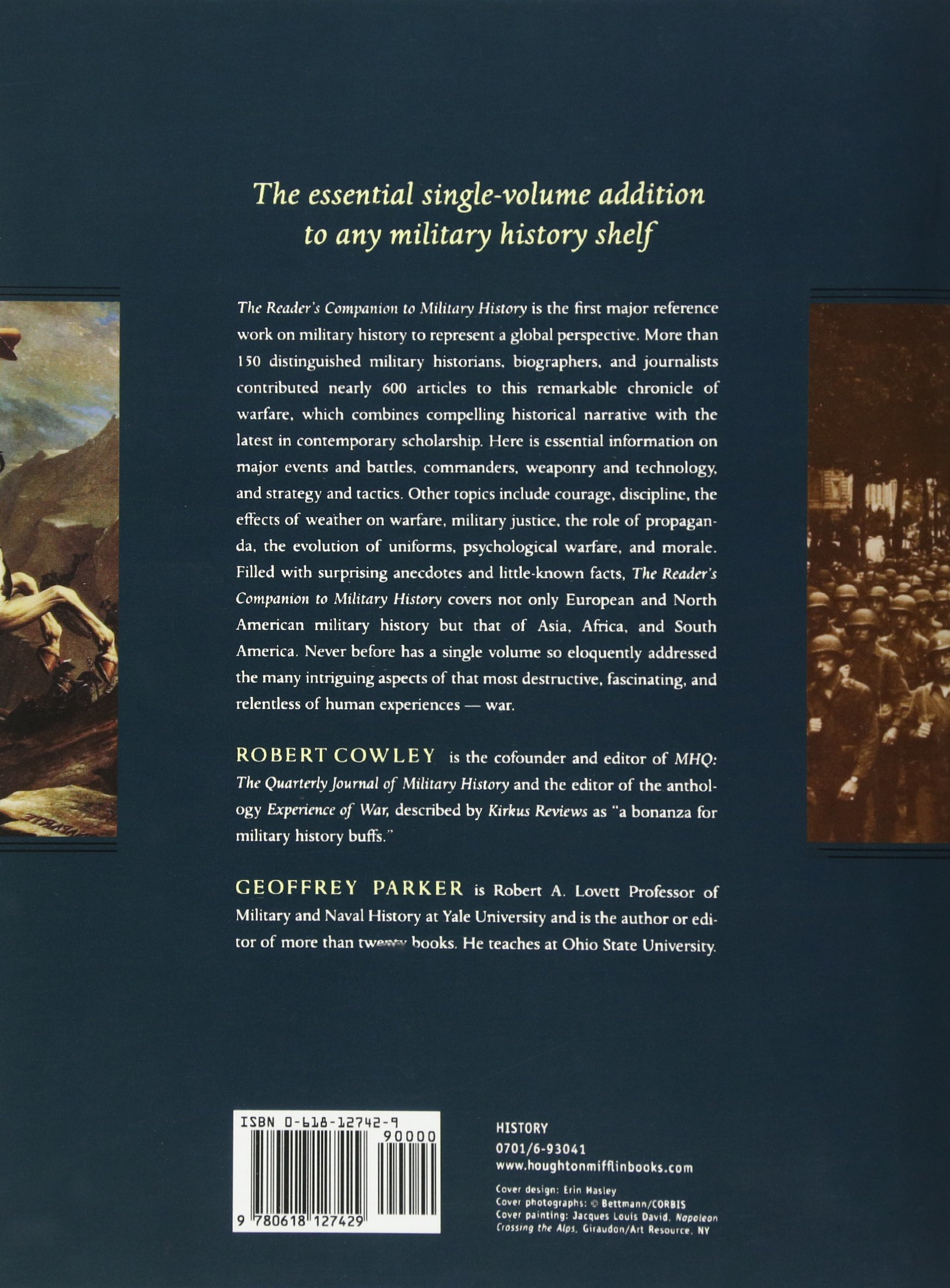 The Reader'spanion To Military History: Robert Cowley, Geoffrey Parker:  0046442127424: Amazon: Books