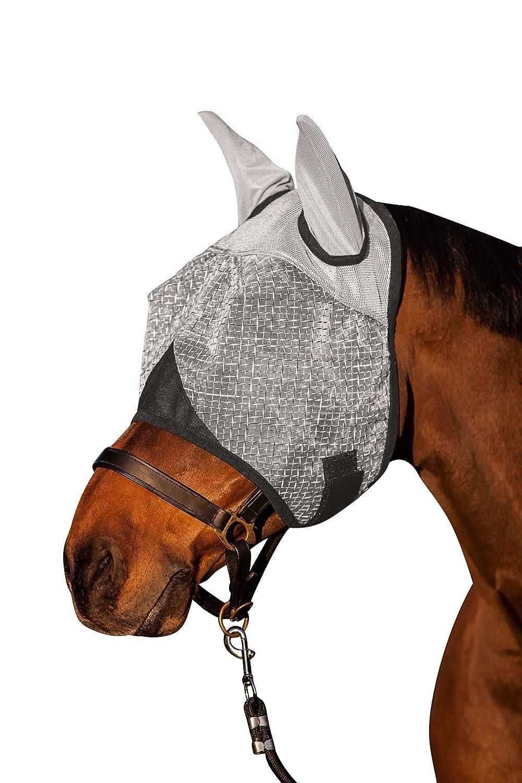 Kerbl Fliegenmaske mit Ohren-und UV-Schutz