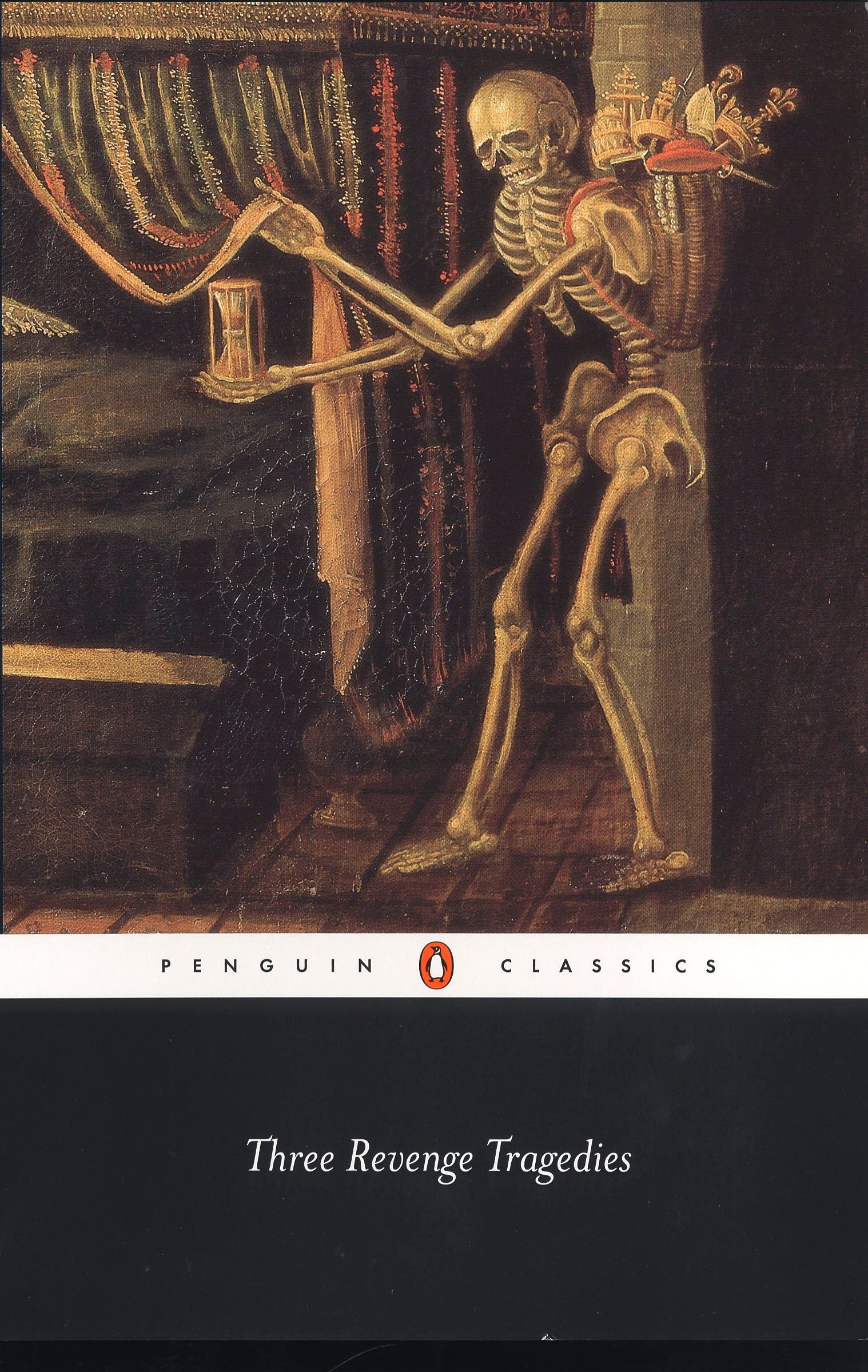 Three Revenge Tragedies: The Revenger's Tragedy; The White Devil; The Changeling (Penguin Classics) Paperback – April 26, 2005 Cyril Tourneur John Webster Thomas Middleton Gamini Salgado