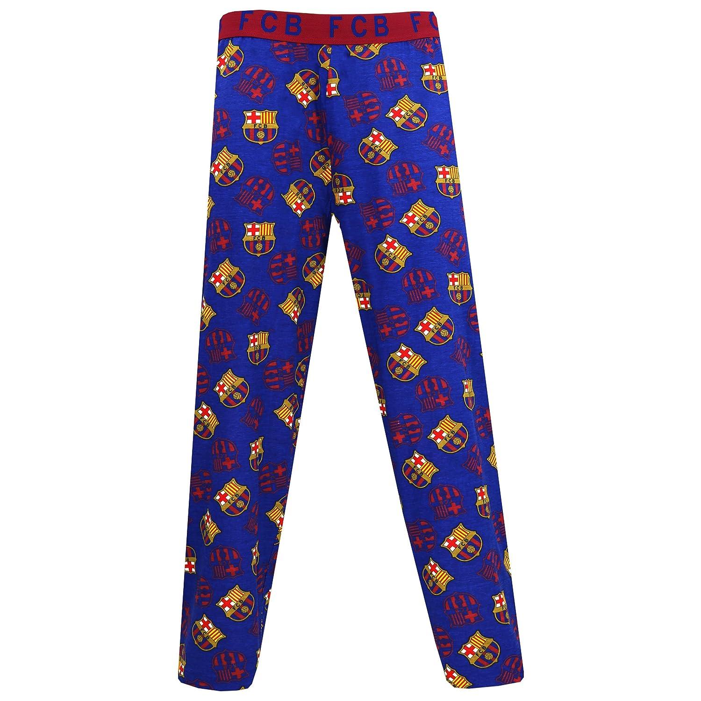 Barcelona F.C. - Pijama para Hombre - Barcelona Football Club: Amazon.es: Ropa y accesorios